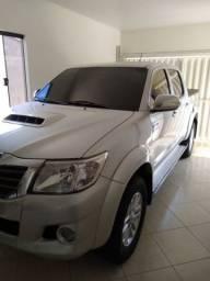 Toyota Hilux SRV 2013 Aut. Impecavel!!
