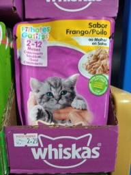 Sachês para gatos