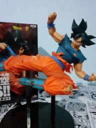 Goku Ultra Instinct Original Banpresto Dragon Ball Super