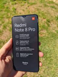 Redmi note 8 PRO 128GB JI PARANÁ
