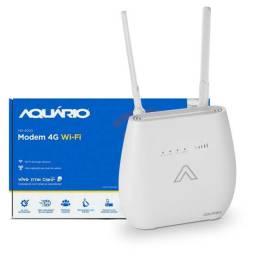 Modem Roteador Wi-Fi 4G/3G