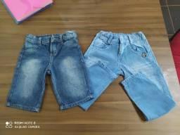 Jeans infantil masculino
