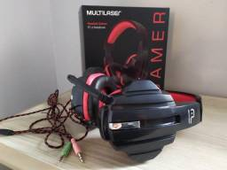 Headset Gamer Multilaser PH120 - Topíssimo