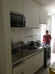 Apartamento 2/4 para aluguel com vista para o mar de buraquinho