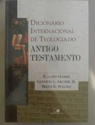 Dicionário Internacional de Teologia do Antigo Testamento NOVO, LACRADO