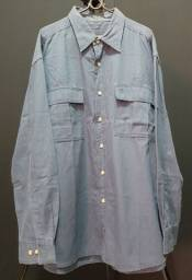 Camisa Timberland XL azul.