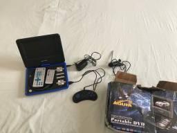 DVD Portátil Aguia Power 7.5? com TV Digital