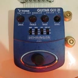 Pedal Guitarra V-Tone GDI-21 Behringer