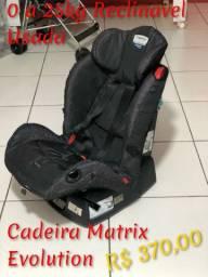 Cadeira Automotiva Reclinel 25kg