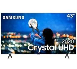 "Tv 4k 43"" Samsung  zero"