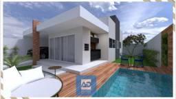 Casa cond. 3/4 um suíte - Área gourmet, piscina - Nascente - Marechal Deodoro