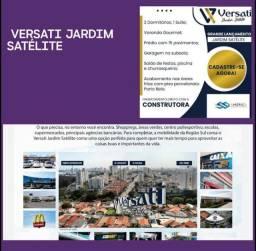 Lançamento de Apartamentos Novos no Jardim Satélite - 2 Dormitórios-Sjc