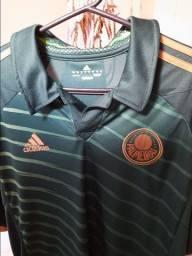 Camiseta oficial do Palmeiras
