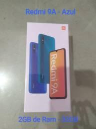 Celular Redmi 9A - 32GB Xiaomi (Lacrado)