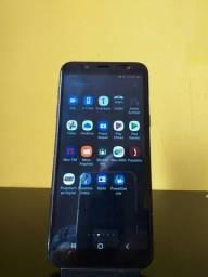 Vendo celular Samsung j6 completo 32 gb