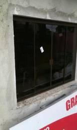 Vidro box vidraçaria