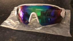 Óculos de sol pra Ciclismo