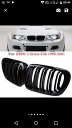 Grade Capô BMW e46 coupê/M3 2 portas.
