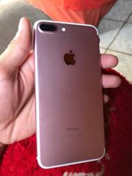 iPhone 7plus 256GB rose
