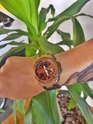 Relógio g-shock steel original