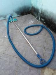 Escovao para piscina