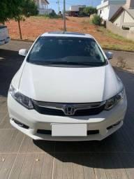 Honda Civic Exs - Top de Linha