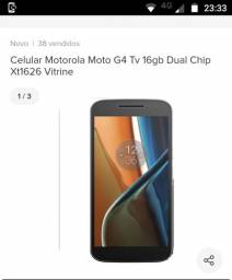 Moto g4 32 gb  tv digital tudo ok