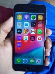 Vendo ou troco iPhone 6 semi novo
