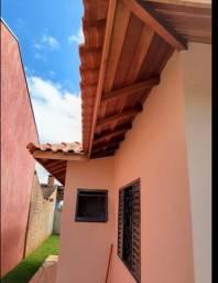 Casa na cidade de Ribeirão Claro PR. Terreno de 250m²