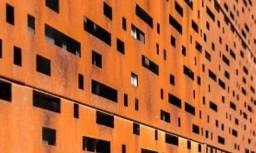 Corte a laser no aço para fachadas portoes ou peças em serie de precisao