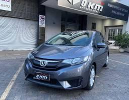 Impecavel!!! Honda Fit Lx 1.5 Automatico
