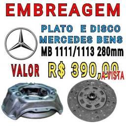 EMBREAGEM CAMINHÃO MB 1113