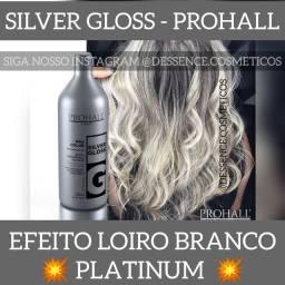 Efeito Platinado - Silver Gloss | 500g