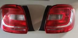 Par de Lanternas Originais do Renault Sandero (Qualquer modelo, entre 2015 a 2019)