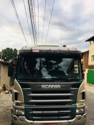 Scania P340 6x2