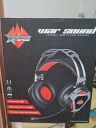 Headset Gamer Profissional XFire