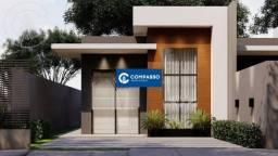 Casa à venda com 1 dormitórios em Jardim das palmeiras, Foz do iguacu cod:0117
