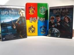 Box Harry Potter  (caixa de metal rara)