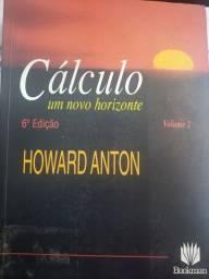 Título do anúncio: Livro de cálculo - volume 2