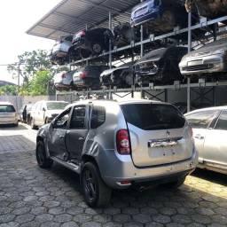 Sucata Renault duster 2.0 4wd 2016 - venda de peças