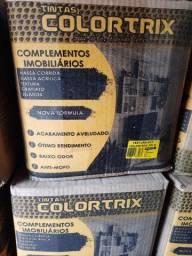 Oferta textura branco 20kg na Cuiabá tintas  - preço único