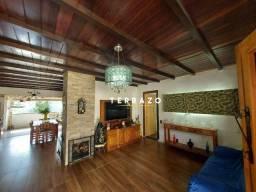 Casa com 3 dormitórios à venda, 144 m² por R$ 550.000,00 - Araras - Teresópolis/RJ