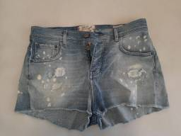 Shorts jeans - Le Lis Blanc