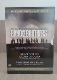 Band of Brothers  - série original Nova dvd