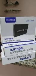 Case Gaveta Externa Hd 3.5 Sata Hd Pc Usb 2.0