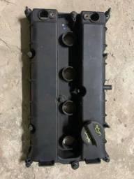 Tampa de válvulas do motor sigma 1.6 16v do new fiesta usada