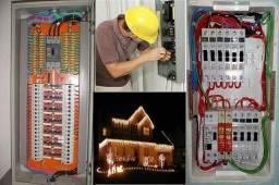 Eletricista-reformas em geral