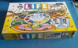 The Game Of Life - Edição The Simpsons(jogo Da Vida)