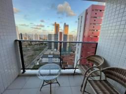 Apartamento com 2 dormitórios à venda, 60 m² por R$ 350.000,00 - Aeroclube - João Pessoa/P