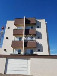 Apartamento à venda, 2 quartos, 1 suíte, 1 vaga, Santa Mônica - Uberlândia/MG